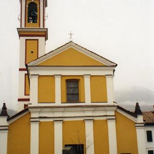Chiesa di san Modesto, Crescenzia, Vito