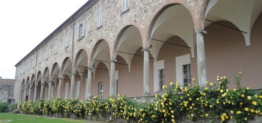 Loggiato-abbazia